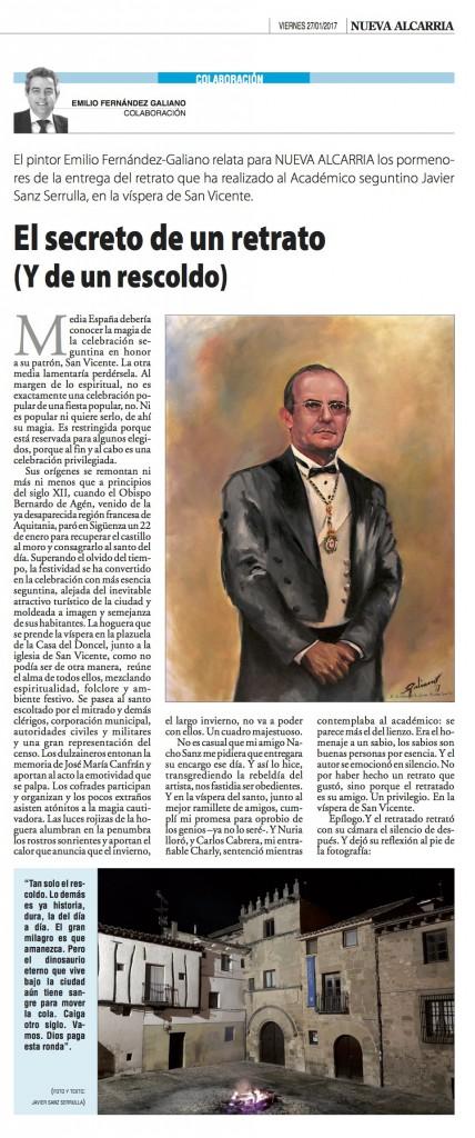 Cuadro Javier Sanz