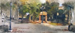 Puerta de la Alameda